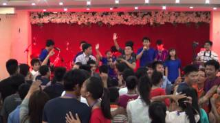 Kết Nối Để Phấn Hưng 2014 - Ban nhạc Phước Hạnh thờ phượng Chúa (Chiều ngày 2)