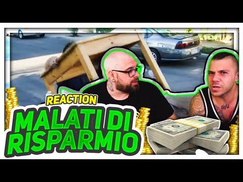 MALATI DI RISPARMIO | REACTION LIVE