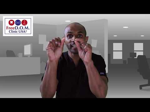 FreeD.O.M. Clinic USA Dental Education