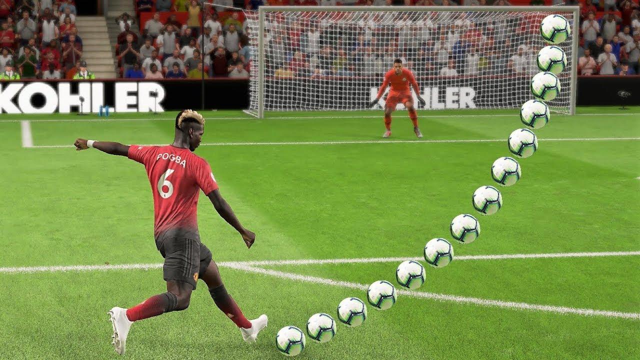 How to score long shots in FIFA 21? Finess long shots
