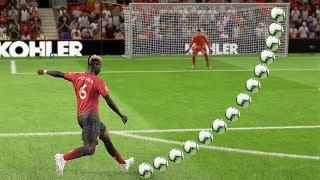 FIFA 19 LONGSHOT GOALS COMPILATION #1