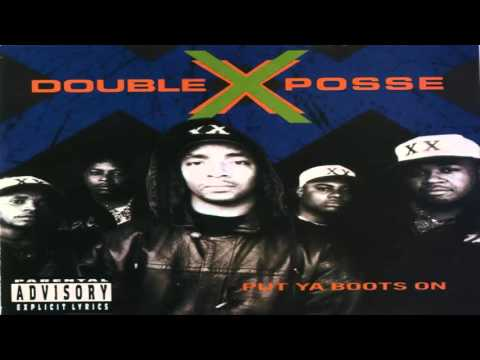 Double XX Posse - Put Ya Boots On - 1992 (Full Album)