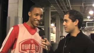 THE Ohio State's Evan Turner Speaks His Mind