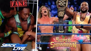 Real Reason Why Big E FAKED Backstage ATTACK On SmackDown (21 May 2019) REVEALED! HEEL Turn LEAKED!