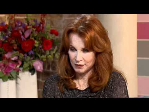 Stefanie Powers on This morning 24/1/2012