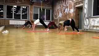 Stretching   Стретчинг