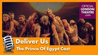 The Prince Of Egypt performing 'Deliver Us'