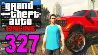 Grand Theft Auto 5 Multiplayer - Part 327 - New Whip, Haircut, and Clothes (GTA Online Gameplay)
