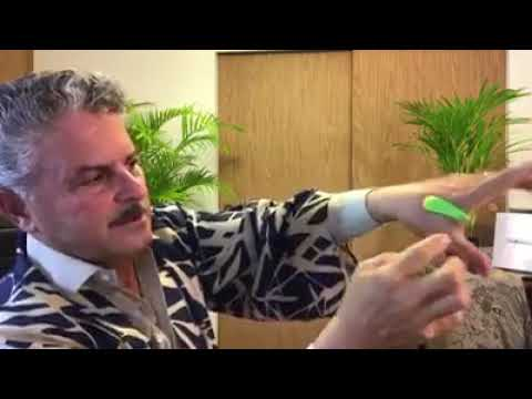 Aculief Wearable Acupressure with Michael Gach - YouTube