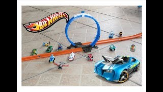 Brincando com a Lupin da Hot Wheels -  Playing with the Hot Wheels Lupine