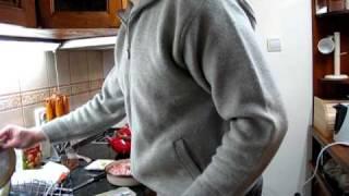 Food Making For Dog - German Shepherd