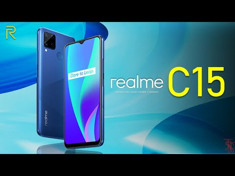 Realme C15 First Look, Design, Camera, Release Date, Key Specifications, Features
