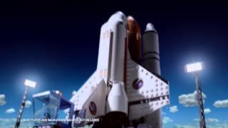 Lego City Космос - Шаттл и Космодром