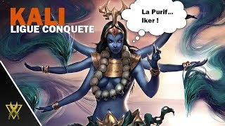 SMITE FR - Qualif 1 Ranked Conquête : On Test Kali Jungle