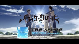 TREASURE - 'BEAUTIFUL' (Anime M/V)