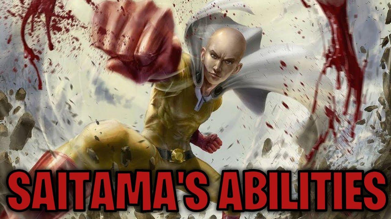 Download Saitama's Abilities (One-Punch Man)