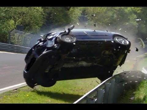 Nordschleife 2014 Big Crash & Fail Compilation Nürburgring Touristenfahrten VLN 24H Rallye