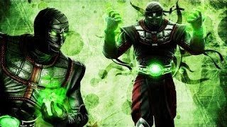 PCSX2 Mortal kombat Shaolin monks Ermac gameplay