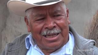 Mezcal making with maestro Don Tacho in Oaxaca, Mexico