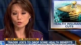 KGTV-CA: ObamaCare Forcing Trader Joe