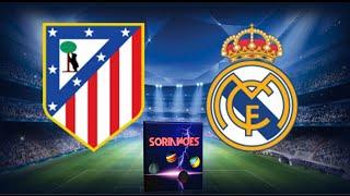 Atlético Madrid vs Real Madrid Champions League 2015 PESS