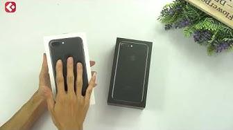 MỞ HỘP iPhone 7 Plus quốc tế 128gb giá như bản 32Gb | Tiền ít mà vẫn hít được đồ thơm
