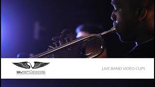 Paul Adams Band Recorded live in the Studio ©SV Studios 2018