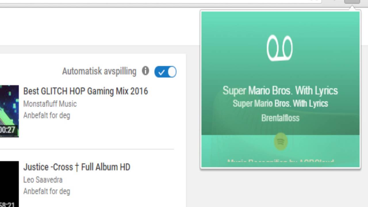 How to make a Chrome music finder extension - ACRCloud Blog