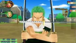 One Piece: Romance Dawn (Bouken no Yoake) - Story Part 3 Captain Morgan Boss Battle