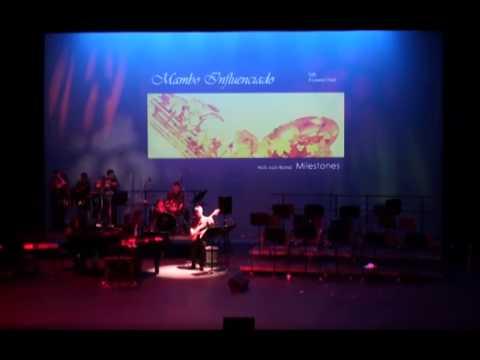Mambo Influenciado - NUS Jazz Band (Milestones 2013)