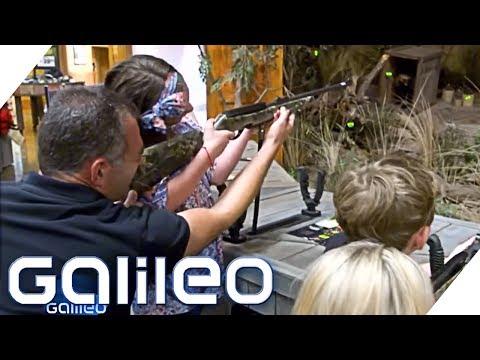 Der aufregendste Outdoor-Shop der Welt | Galileo | ProSieben
