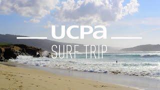 Surf trip Galicia UCPA