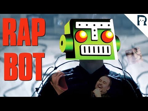 Rap Bot (Game 1) /w chat - Lirik Stream Highlights #90