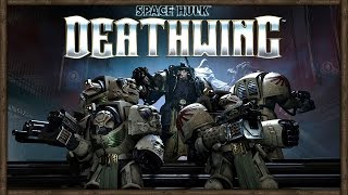 SPACE HULK DEATHWING TUTORIAL GAMEPLAY (Closed Beta)