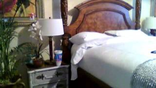 My New Bed And Refinished Bedside Tables And Armiore