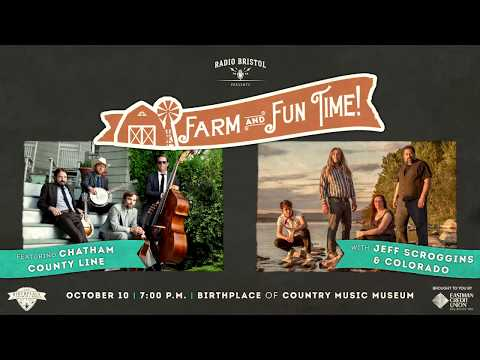 Farm and Fun Time - October 2019