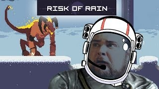 Risk of Rain w/ Chilled & Gassy