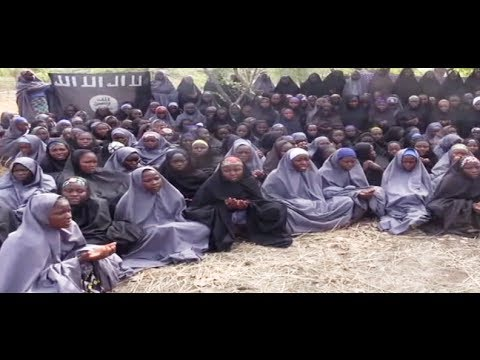 Boko Haram new video on the abducted Chibok Girls