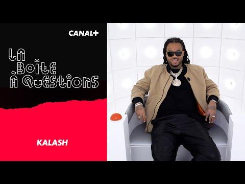 Youtube: La Boîte à Questions de Kalash – 21/04/2021