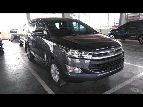 Toyota All-new Kijang Innova 2.0 G A/T (2017 Minor Improvement) In Depth Review Indonesia