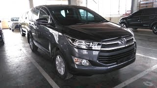 Download Video Toyota All-new Kijang Innova 2.0 G A/T (2017 Minor Improvement) In Depth Review Indonesia MP3 3GP MP4