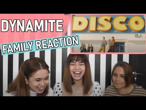 bts-'dynamite'-official-mv-|-reaction---family
