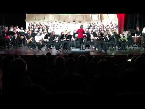 Howards Grove High School Winter Concert 12/16/2018 - Center for the Arts - Combined - Part 3