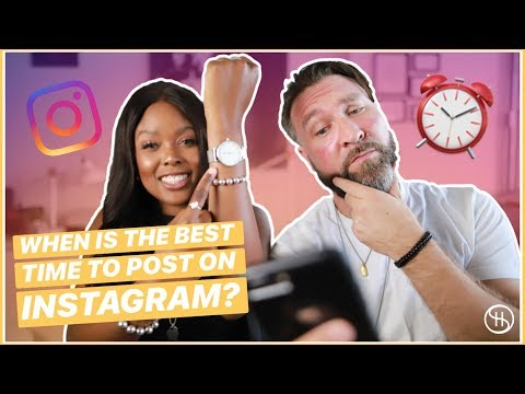 When Is The Best Time To Post On Instagram?   Social Media Q&A