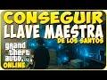 TRUCOS GTA 5 ONLINE - [PARCHEADO] CONSEGUIR LLAVE MAESTRA DE LOS SANTOS - GTA 5 PS4, PC Y XBOX ONE