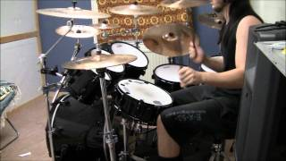 Amon Amarth Twilight of the thunder god drum cover