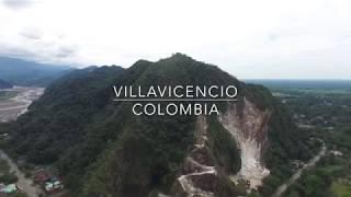 Sobre vuelo Villavicencio - Colombia DJI PHANTOM
