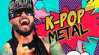 SE K-POP FOSSE METAL - BTS, EXO, CL, BLACKPINK, PSY, BIGBANG, SUPER JUNIOR...