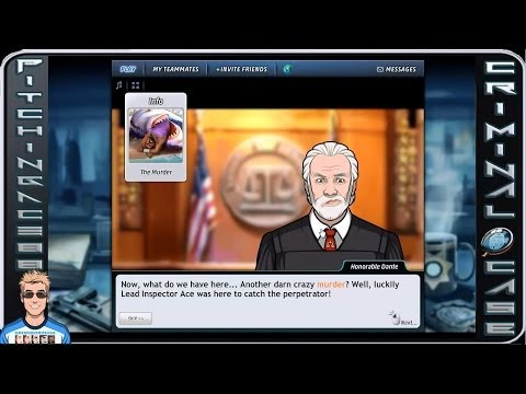 Criminal Case Pacific Bay - Case #1 - Shark Attack! - Chapter 3