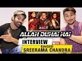 Singer Sreerama Chandra Exclusive Interview | Allah Duhai Hai Song | RACE 3 | Salman Khan